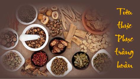 Tiêu thực phục tràng hoàn- Bài thuốc điều trị bệnh viêm đại tràng