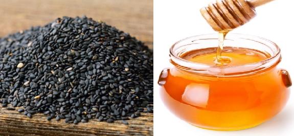 Cách chữa bệnh viêm đại tràng bằng vừng đen và mật ong
