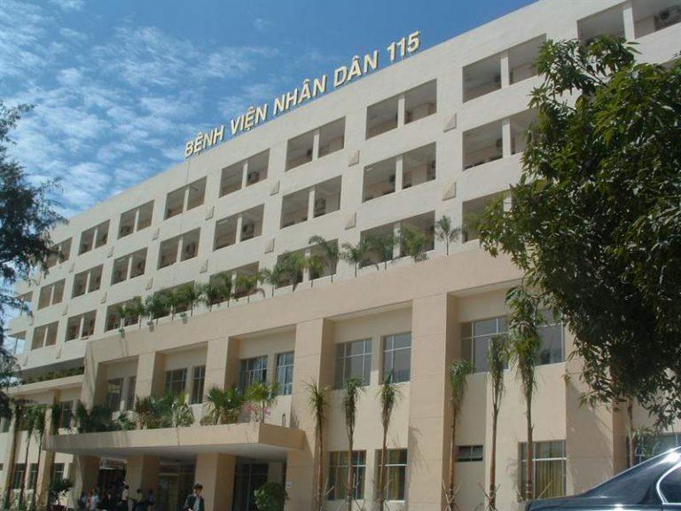 Khoa hậu môn trực tràng bệnh viện ĐH Y Dược
