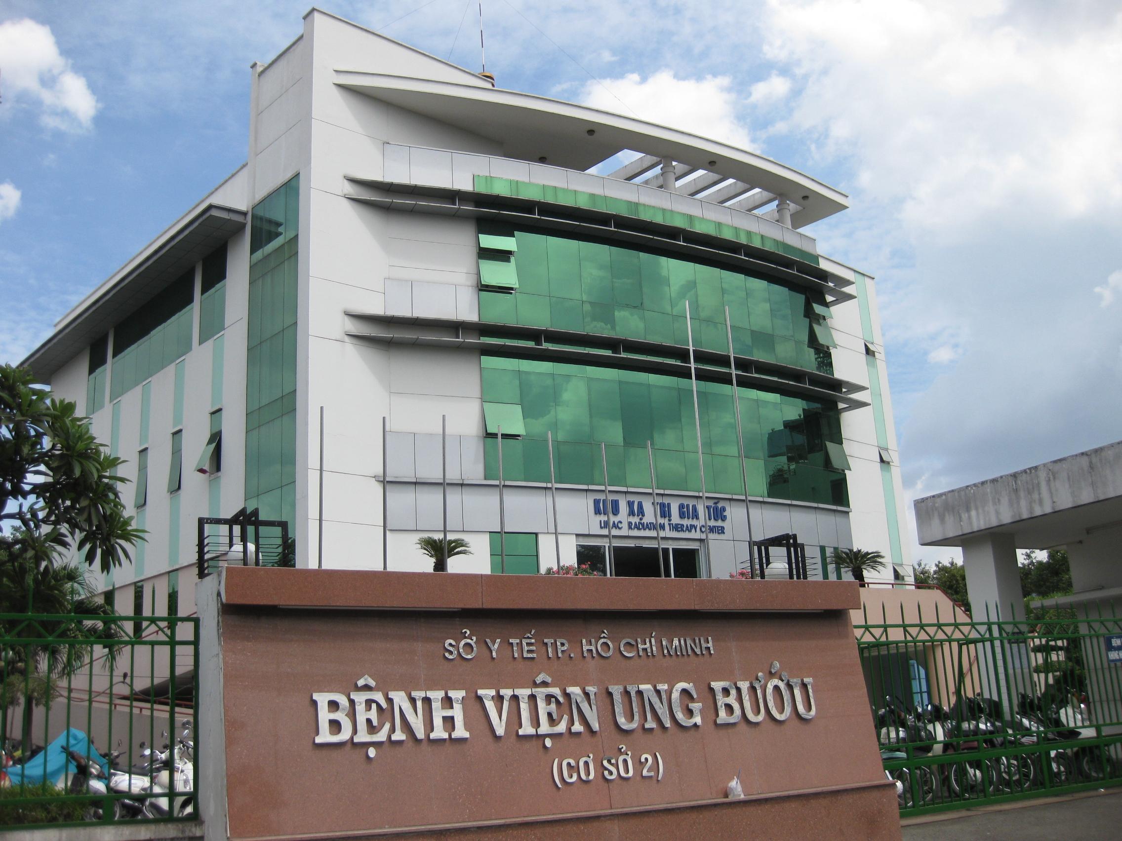 Bệnh viện Ung Bướu TP HCM- địa chỉ chữa bệnh ung thư chất lượng