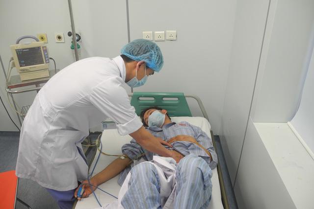 Phẫu thuật nội soi ung thư đại tràng