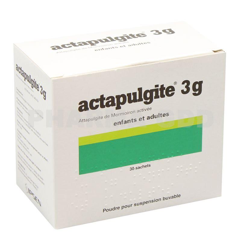 Thuốc Actapulgite: Hỗ trợ điều trị viêm đại tràng cấp và mãn tính