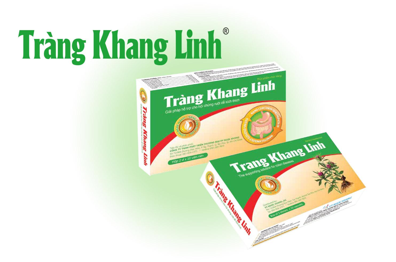 Thuốc Tràng Khang Linh