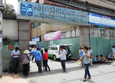 Các tuyến xe bus đi qua Bệnh viện Đại học Y Dược TP HCM