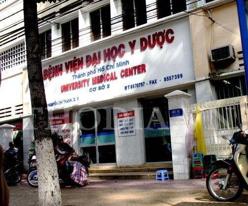 Các tuyến xe bus đi qua Bệnh viện Đại học Y Dược TP HCM cơ sở 2
