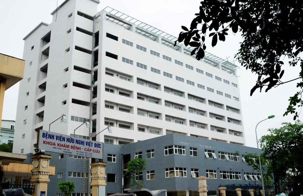 Lộ trình các tuyến xe bus đến Bệnh viện Việt Đức