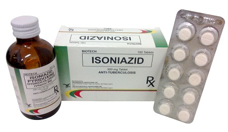 Isoniazid - Một loại thuốc chống lao ruột thiết yếu
