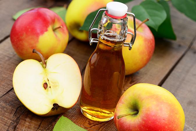 thuốc chữa đại tràng đầy hơi bằng giấm táo