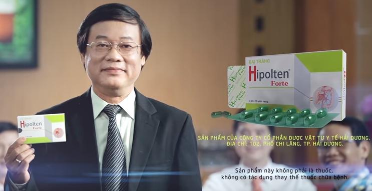 Thuốc Đại Tràng Hipolten Forte