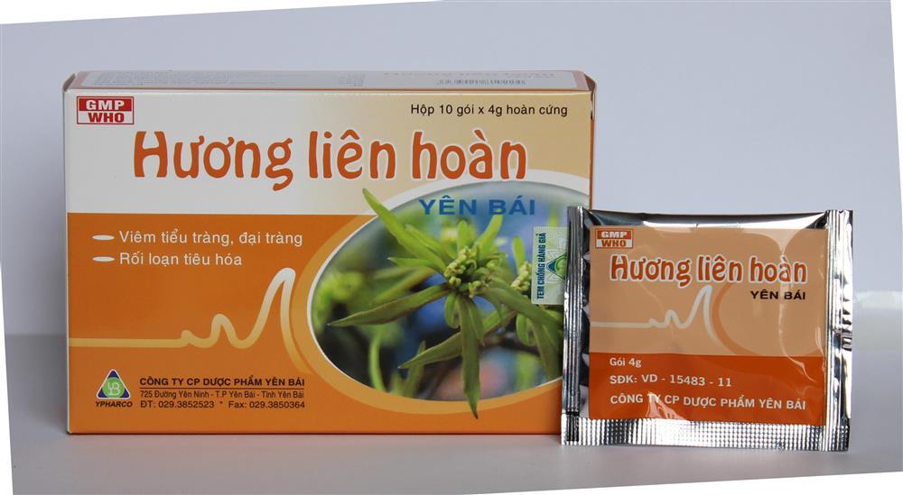 thuốc Hương Liên Hoàn