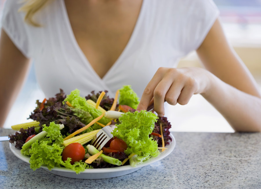 Chữa hội chứng ruột kích thích bằng ăn uống