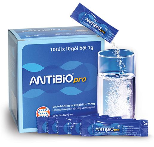 Men vi sinh Antibio Pro