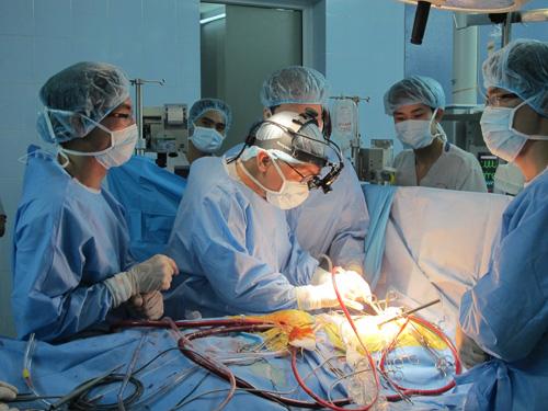 Phẫu thuật chữa phình đại tràng