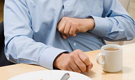 dị ứng thức ăn là nguyên nhân gây rối loạn tiêu hóa