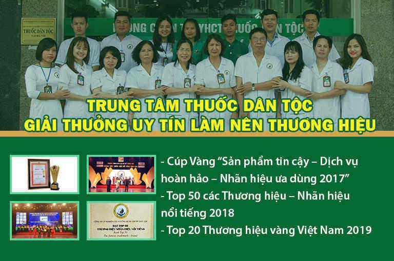 Những thành tự đạt được của Trung tâm Thuốc dân tộc