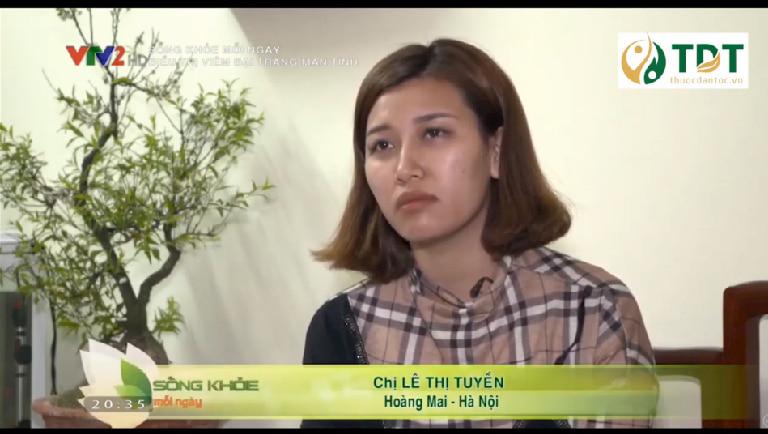 Chị Lê Thị Tuyền - Hoàng Mai - Hà Nội
